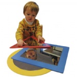 Shape Mirrors Pack of 3